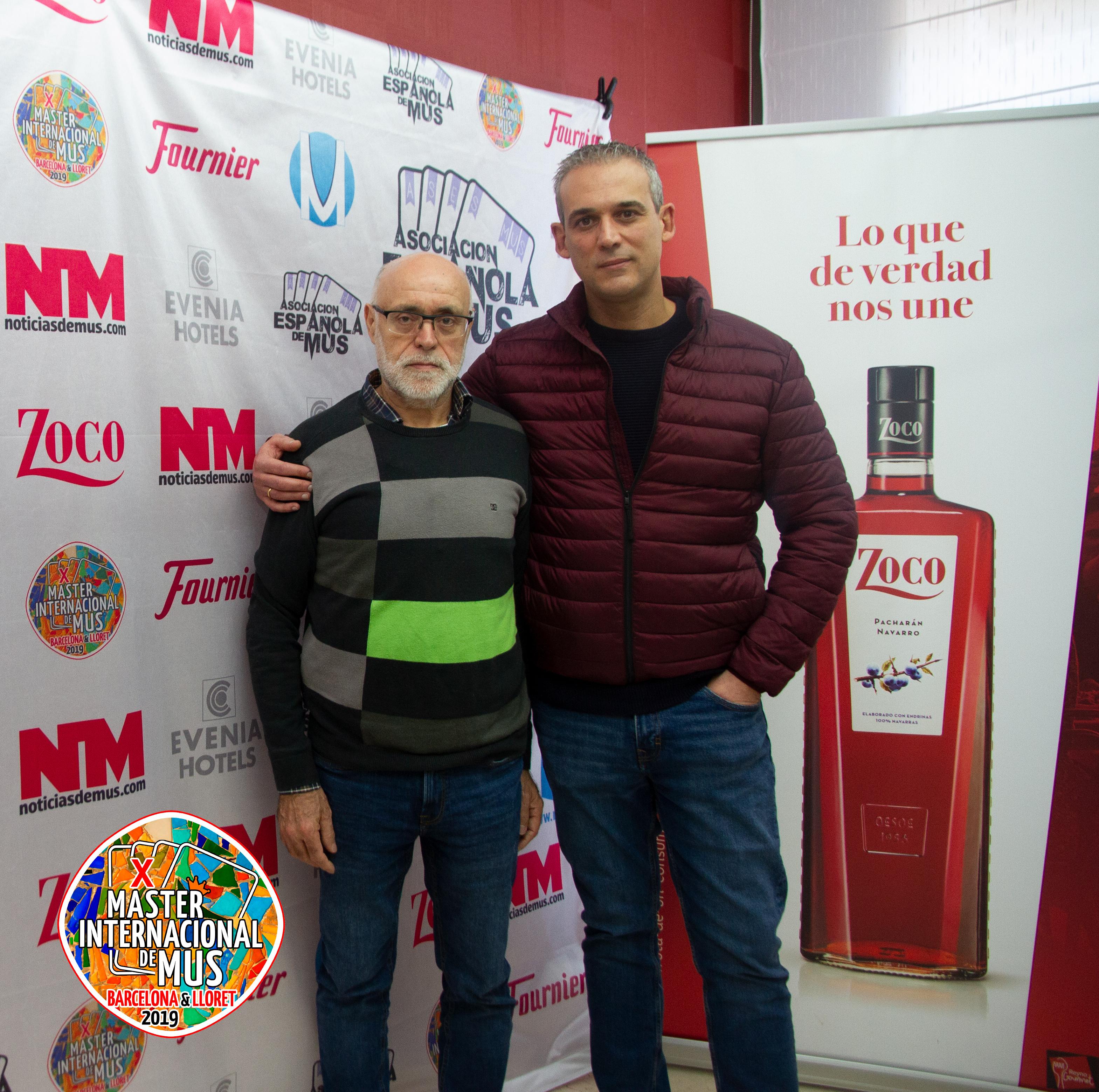 "Terceros: Antonio Casas - Alberto Anguita ""Tito"""