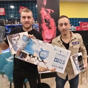 Campeones: Pesky - Xestal - Plaza Campeonato Gallego